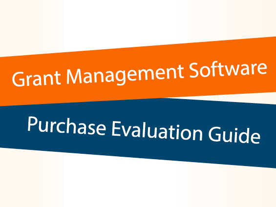 Grant Management Purchase Evaluation Guide