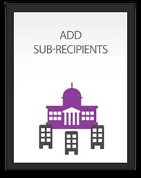 grant sub-recipients
