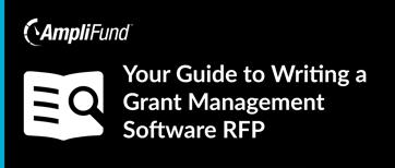 Building Your Grant Management Software RFP [Downloadable