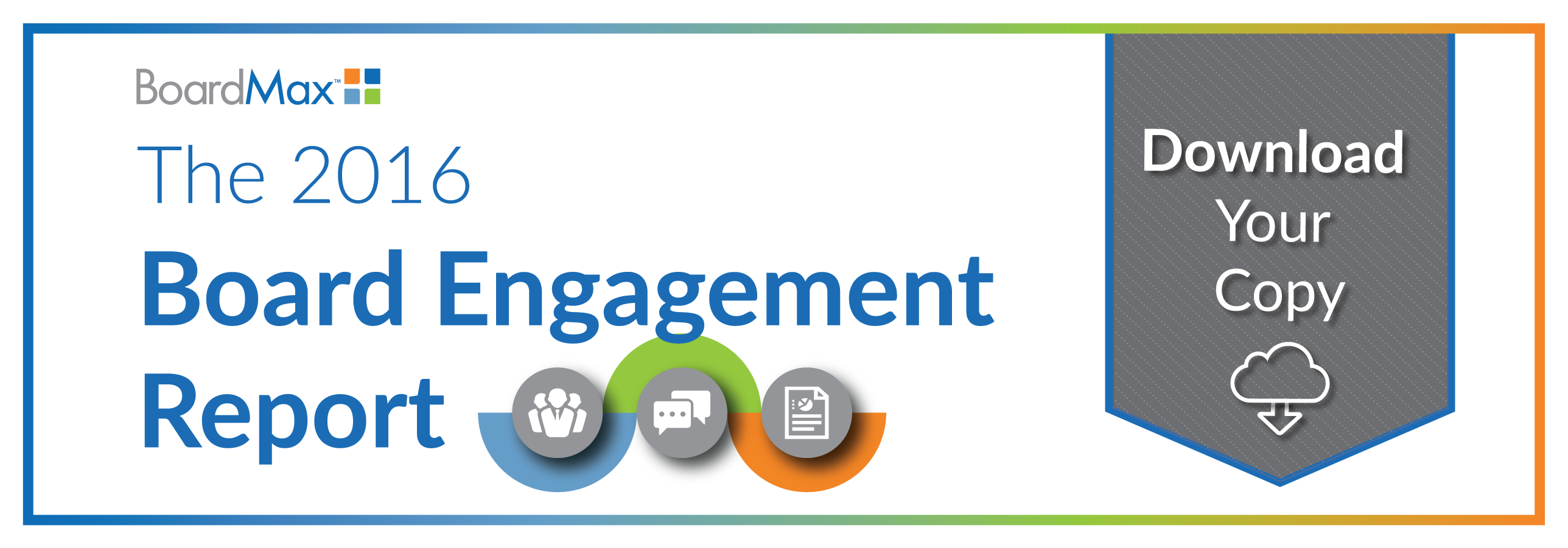 [Free Report] What's the Current State of Board Engagement?