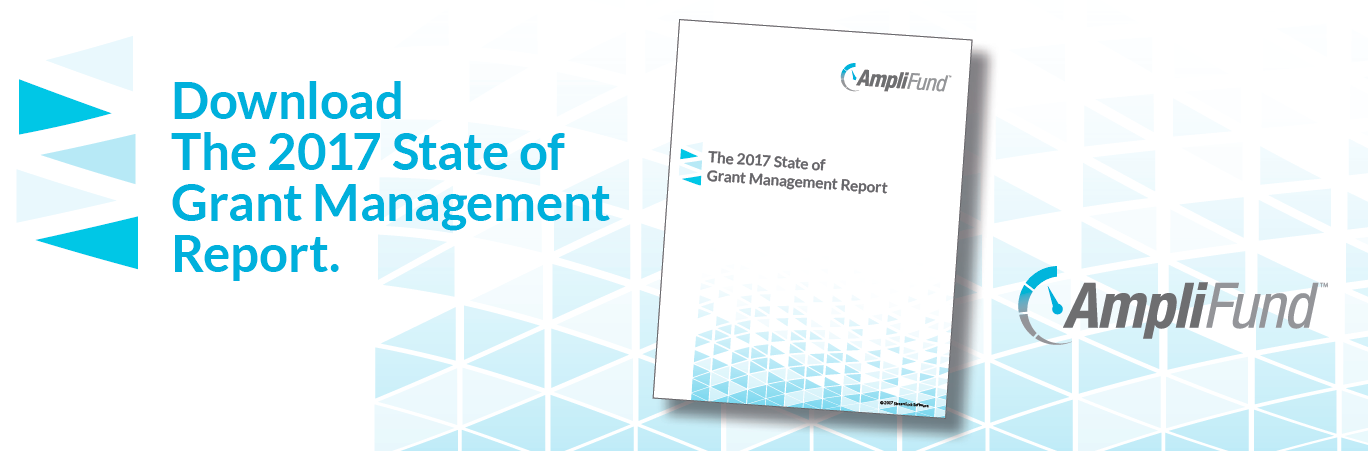 The 2017 State of Grant Management [Free Research Report]