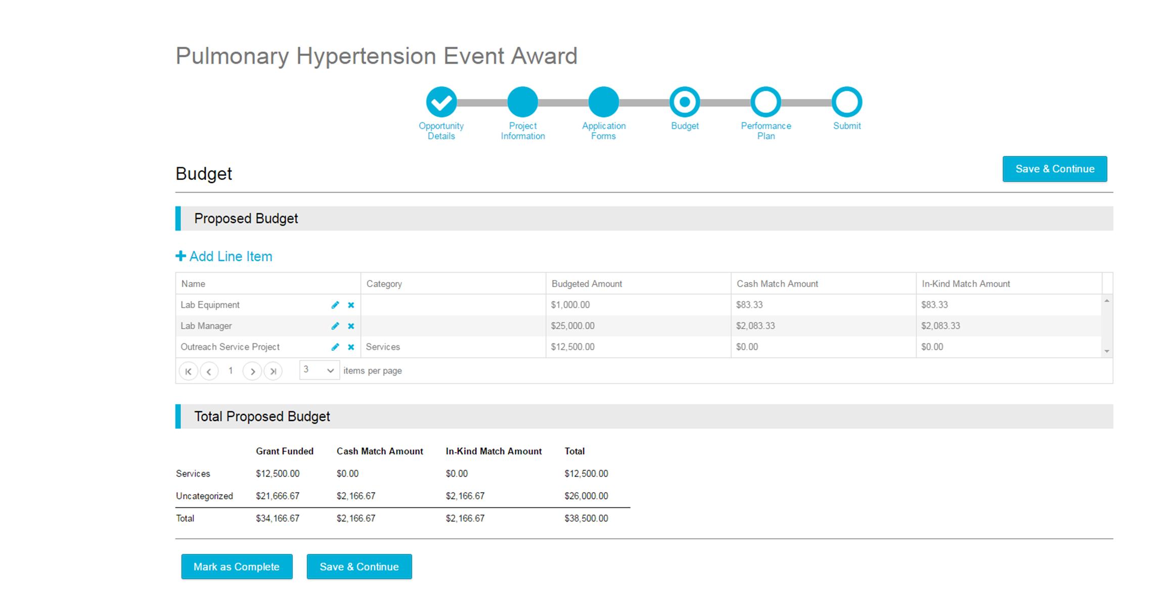AmpliFund Updates Competitive Award Management Module